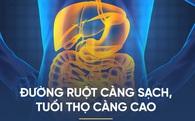 """3 cách làm sạch ruột bạn phải biết vì cổ nhân dạy """"nếu không muốn chết, ruột đừng có cặn"""""""