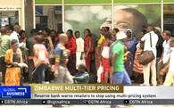 Một đồng USD có 3 giá trị khác nhau - chuyện không lạ ở Zimbabwe