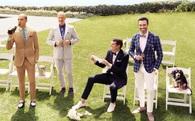 Cẩm nang đàn ông: Những quy tắc về trang phục nhất thiết phải biết trước khi đi dự tiệc