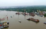 Các công trình chống ngập quy mô lớn chưa từng có ở Sài Gòn