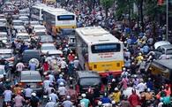 Hà Nội dự kiến cấm xe máy trong nội thành từ 2030