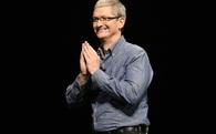 CEO Tim Cook được thưởng cổ phiếu trị giá 89,2 triệu USD vì Apple 'vượt mặt' S&P 500