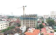 """Cận cảnh dự án chung cư """"siêu rùa"""", 8 năm xây chui được 8 tầng giữa Thủ đô"""