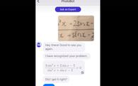Cựu sinh viên Bách Khoa cùng kỹ sư Stanford sáng chế PhotoBot dạy toán: Chỉ cần chụp đề bài gửi cho Robot, làm theo hướng dẫn sau 1 phút là ai cũng biết cách giải!