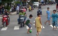 Lời giải cho những đứa trẻ Thủ đô thiếu không gian nhìn từ công viên vào cửa miễn phí, đẹp nhất Hà Nội