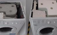 Hóa ra trong máy giặt nhà chúng ta có cục bê tông rất nặng, đó là lý do nhà nghiên cứu đưa ra đề xuất thay thế hiệu quả hơn nhiều