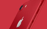 Apple ra mắt iPhone 7 và 7 Plus màu ĐỎ RỰC: Chỉ có bản 128/256GB, giá không đổi so với các màu khác