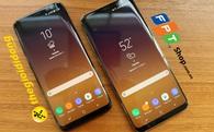 FPT Shop vượt xa Thế Giới Di Động về lượng đặt hàng Galaxy S8 mặc dù có quy mô chỉ bằng 1/3 đối thủ