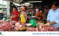Giá thịt lợn bắt đầu tăng từ 2.000 - 8.000 đ/kg tại nhiều địa phương