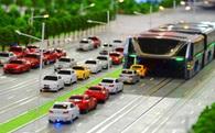 Dự án xe buýt nhanh ở Trung Quốc giờ chỉ còn là khối sắt chiếm hết làn xe, ngày ngày gây tắc đường