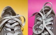 Vậy ra đây là lý do vì sao dây giày của bạn cứ mãi tuột dù đã buộc thật chặt