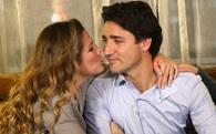 """Cuộc sống như mơ của người phụ nữ bên cạnh """"nam thần chính trị"""" Justin Trudeau"""