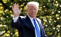 """""""Một màn đêm hỗn loạn"""" của Tổng thống Donald Trump"""