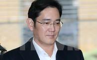 Phó chủ tịch bị bắt, Samsung tạm đình chỉ mọi hoạt động đầu tư mới
