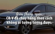 Phía sau việc giảm giá khó tin Honda CR-V
