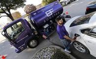 Booster Fuels - startup gọi đổ xăng tận nơi ở Mỹ