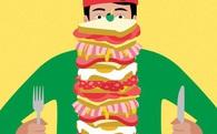 """3 lý do khiến bạn liên tục thấy đói cồn cào dù đã """"ăn như hạm"""""""