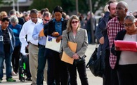 Đa số người Mỹ lạc quan về thị trường việc làm thời ông Trump