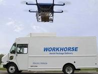 Thay vì chụp ảnh, công ty này đã biến flycam thành những shipper và đánh bại Amazon