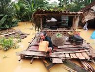 10 hình ảnh xúc động về cuộc sống khó khăn của miền Trung