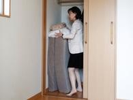 Học cách bố trí căn hộ chật theo chủ nghĩa tối giản giống người Nhật