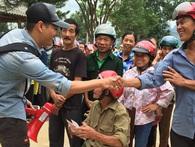 Là người tử tế, bạn có thể làm gì cùng MC Phan Anh để giúp đồng bào miền Trung?
