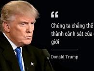 Những phát ngôn ấn tượng của Donald Trump trong cuộc tranh luận nảy lửa