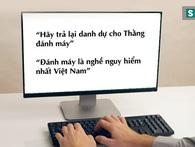 """Lá đơn xin từ chức của một """"Thằng đánh máy"""" ở Đà Nẵng"""