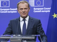 """Chủ tịch HĐ Châu Âu nói về Brexit: """"Những thứ không thể giết chết được ta sẽ làm cho ta mạnh mẽ hơn"""""""