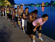 Có chưa đến 1 người trên 1000 dân Việt chịu vào phòng gym tập thể thao, cơ hội kinh doanh trung tâm thể hình là đây!