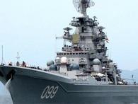 Công nghiệp đóng tàu kém phát triển gây khó cho Nga