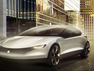 """Khủng hoảng khiến dự án ô tô của Apple """"chết từ trứng nước"""""""