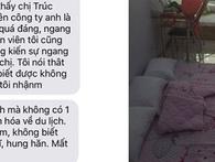 """Khách bị chửi """"Không có văn hóa!"""" khi phản hồi về nơi mình nghỉ dưỡng ở Nha Trang"""