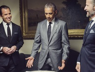 Tổng thống Obama làm biên tập viên một tờ báo công nghệ