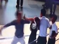 Đòi xử lý người cứu nữ nhân viên sân bay là vô căn cứ