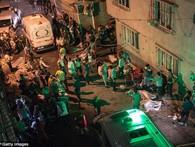 Thổ Nhĩ Kỳ: Đánh bom đám cưới, gần 120 người thương vong