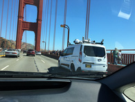 Đây có thể là chiếc xe tự lái của Apple