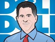 """Tỷ phú công nghệ """"thay đổi hoặc chết"""" Michael Dell và cuộc sống vạn người mơ"""