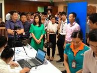 Hà Nội chính thức đổi giấy phép lái xe tại trụ sở cơ quan, đơn vị