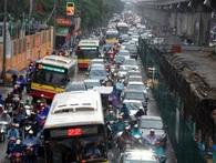 Hà Nội muốn thêm 500 xe buýt nhưng... sợ không có đường chạy!