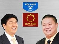 Hoa Sen vs. Hòa Phát: Quyết đấu cho vị trí số 1 ngành thép