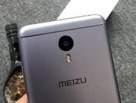 Smartphone Meizu hỗ trợ 2 SIM, vỏ kim loại sang trọng, giá chưa tới 4,5 triệu, hợp làm máy phụ cho doanh nhân