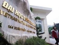 Khoa Luật – ĐH Quốc gia Hà Nội được 'nâng cấp' thành Đại học Luật