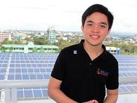 Học Elon Musk, chàng trai Philippines 23 tuổi đầu tư 100 triệu USD vào năng lượng mặt trời