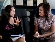 Người đứng sau bài nói 'chấn động' của vợ ông Obama