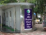 Hà Nội đổi quảng cáo lấy 1.000 nhà vệ sinh công cộng, ai sẽ lợi nhất?