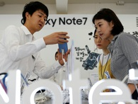 Làm sao để đổi mới Galaxy Note7 tại Việt Nam?