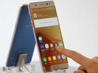 Đại diện Samsung giải đáp toàn bộ thắc mắc về quy trình đổi mới Galaxy Note7 tại Việt Nam