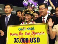 Nhà vô địch Đường lên đỉnh Olympia 2005 bị kiện ra tòa