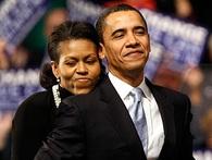 """Tổng thống Obama đã có 2 nhiệm kỳ xuất sắc, nhưng nếu nói đến tầm """"vĩ đại"""" thì ông còn kém xa người phụ nữ của mình"""